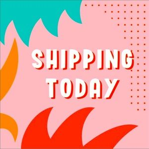 Shipping today! 🌸